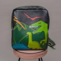 Bobble Art Dinosaur Back Pack