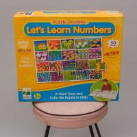 Puzzle Doubles! Let's Learn Numbers