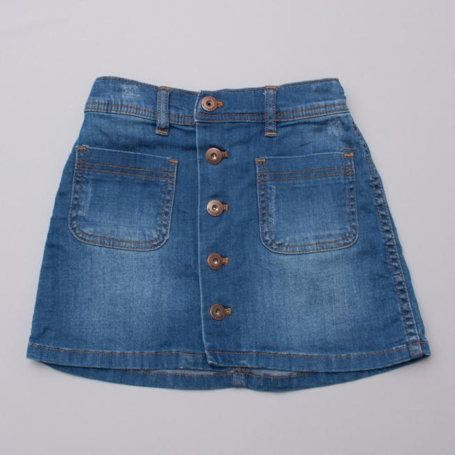 Witchery Denim Skirt