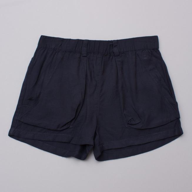 Witchery Navy Blue Shorts