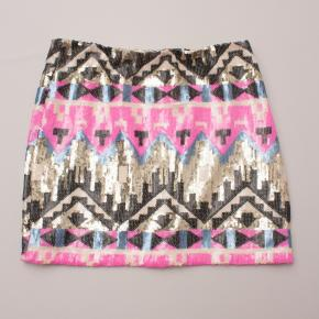 Showpony Sequin Skirt