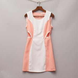 Saint Shylo Peach Dress
