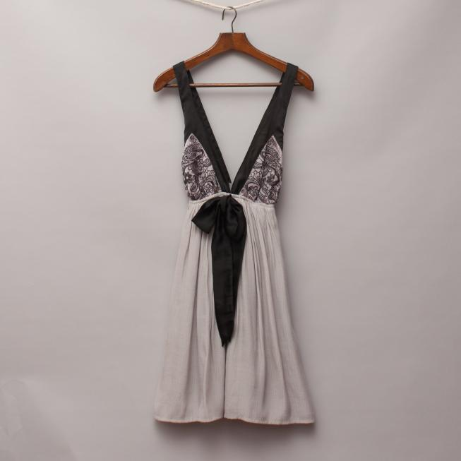 Lucca Detailed Dress