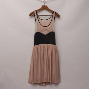 Luka Sheer Dress