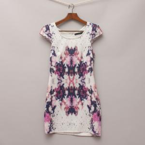 State of Love Printed Dress