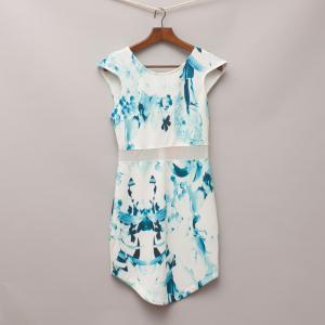 Paradisco Blue Dress