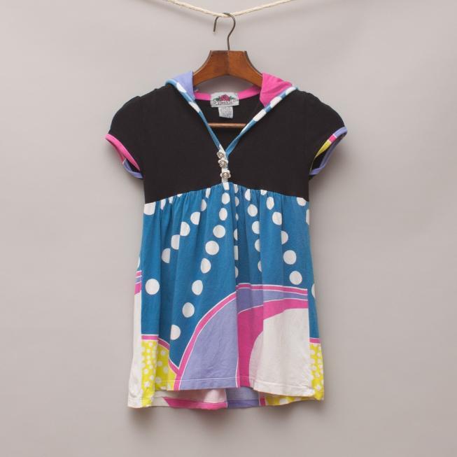 Flowers by Zoe Multi Coloured Dress