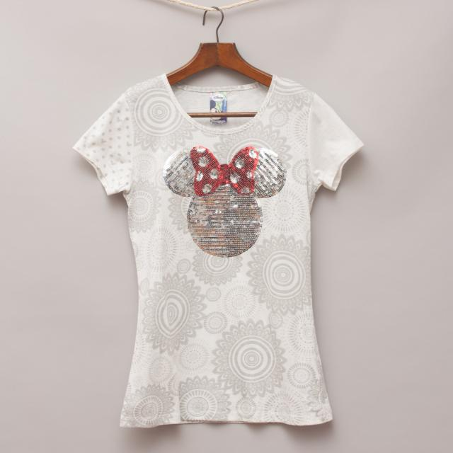 Desigual for Disney Printed T-Shirt