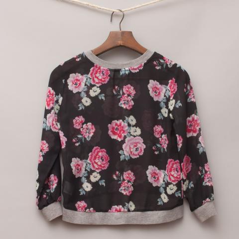 Tilli Floral Top