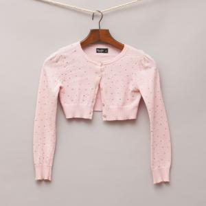 Gap Spotted Long Sleeve Top