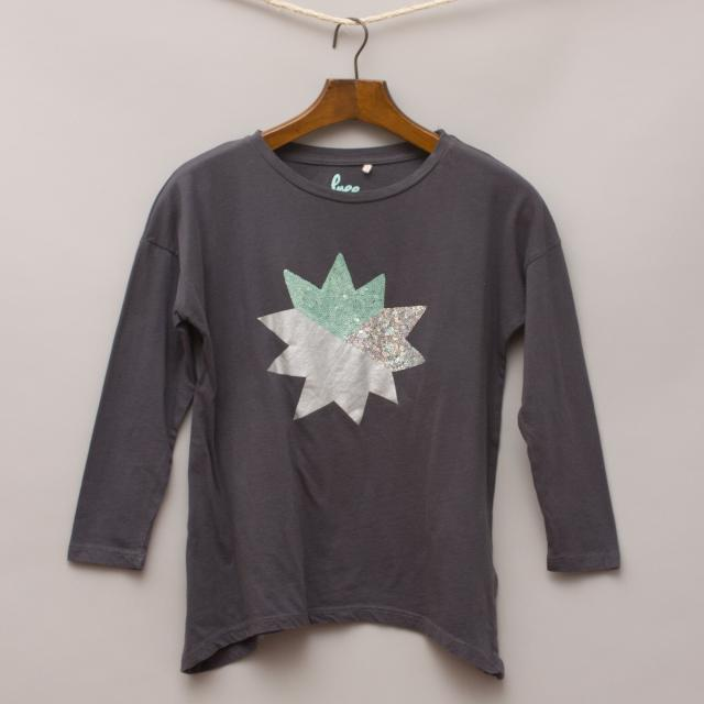 Cotton On Star Top