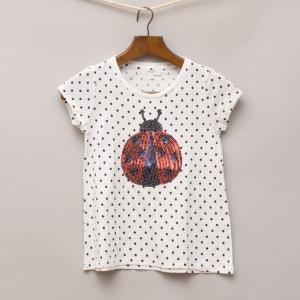 Seed Lady Bug T-Shirt