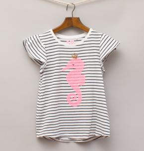 Cotton On Seahorse T-Shirt