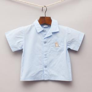 Peter Rabbit Blue Shirt