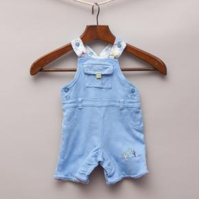 John Lewis Baby Overalls