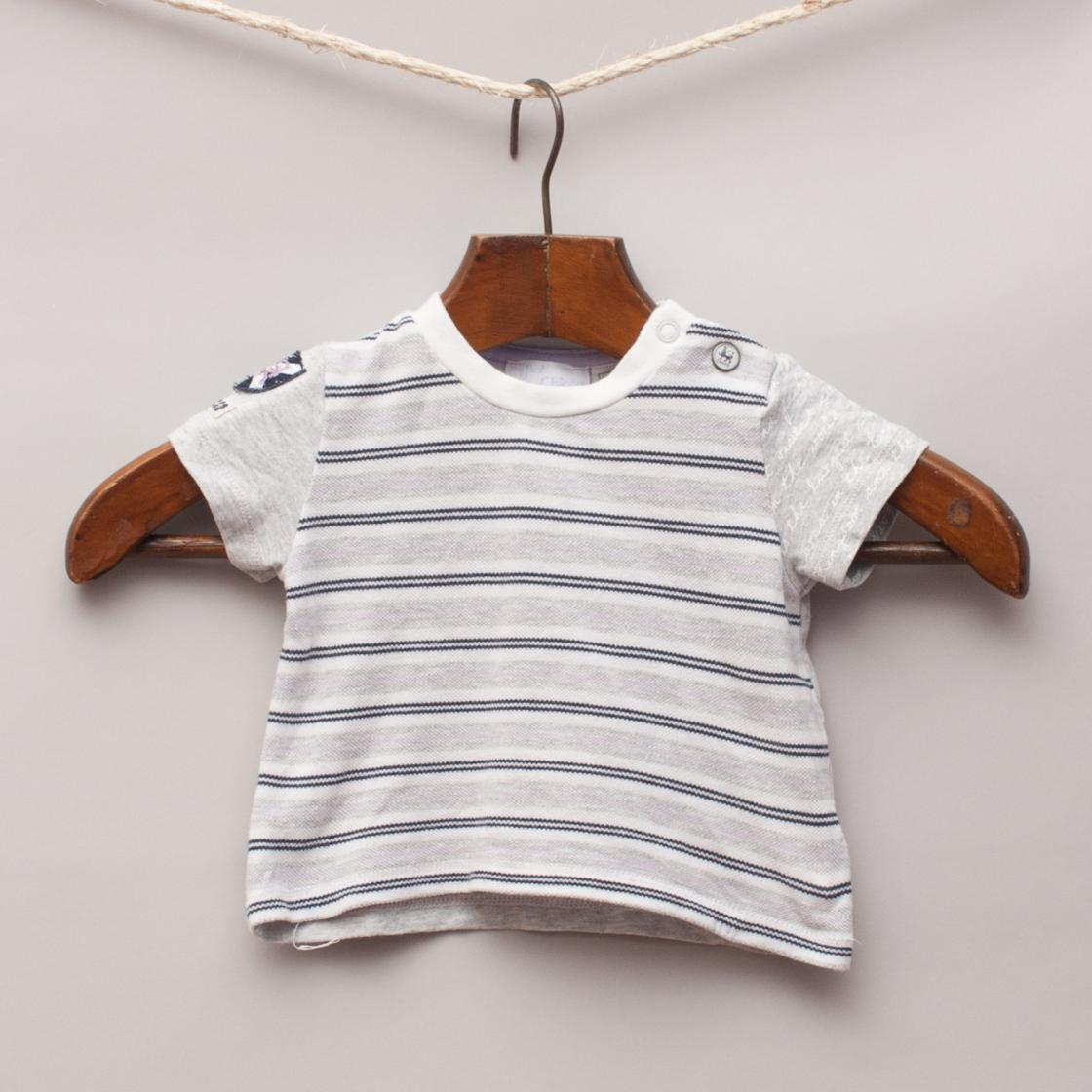 Chicco Striped T-Shirt