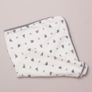 Ralph Lauren Teddy Bear Blanket