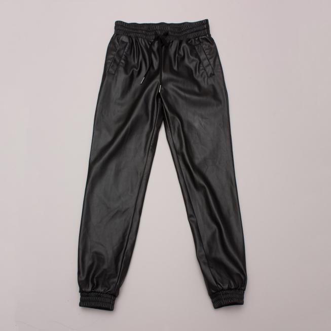 "Bardot Leather ""Look"" Pants"