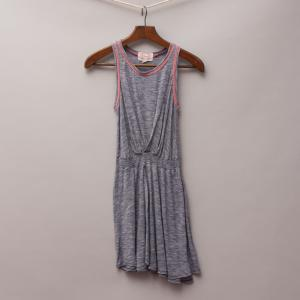 Gum Grey/Blue Dress