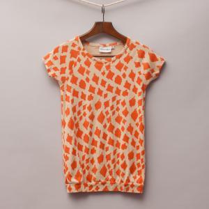 Mini Rodini Patterned T-Shirt