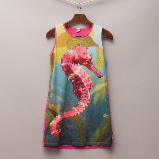 Wild Seahorse Dress