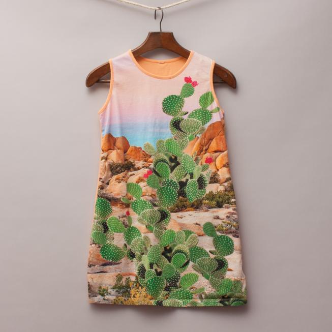 Wild Cactus Dress