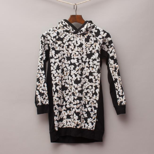 Molo Floral Hooded Jumper