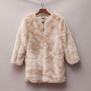 Little Leona Fur Coat