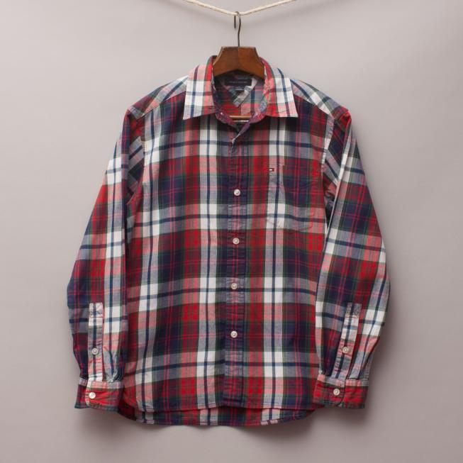 Tomy Hilfiger Check Shirt