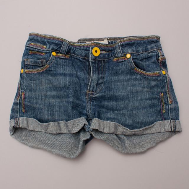 J Girl Denim Shorts