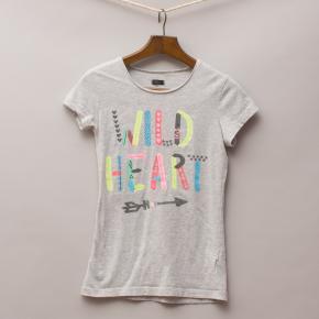 Ikks Wild Heart T-Shirt