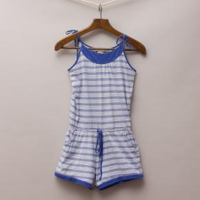 Seed Striped Romper
