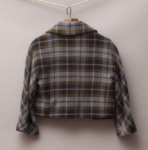 Bardor Check Jacket