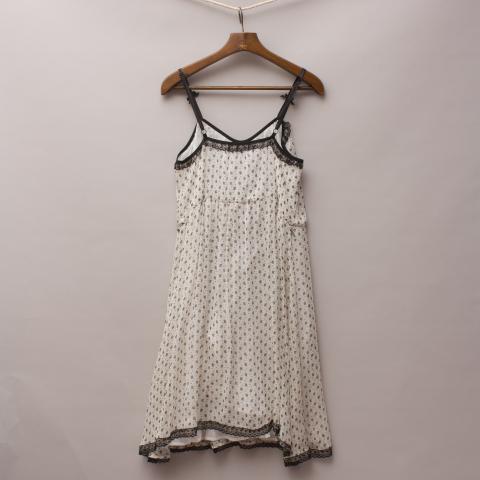 Bettina Liano Patterned Dress