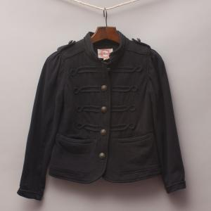 Gum Detailed Jacket