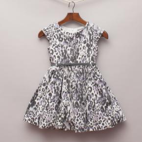 I Love Girlswear Leopard Dress