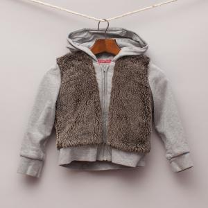 IKKS Hooded Jumper