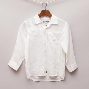 Jean Bourget Linen Shirt