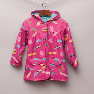 Hatley Hot Pink Coat