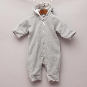 H&M Fleece Romper