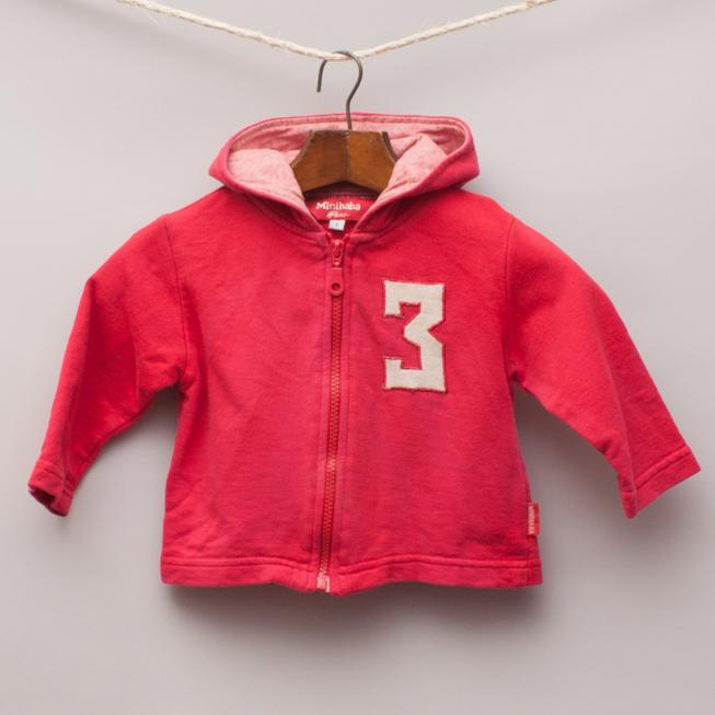 Minihaha Hooded Jumper