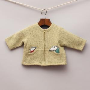 Catamini Green Marle Jumper