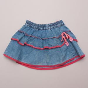 Hi Hippo Denim Skirt