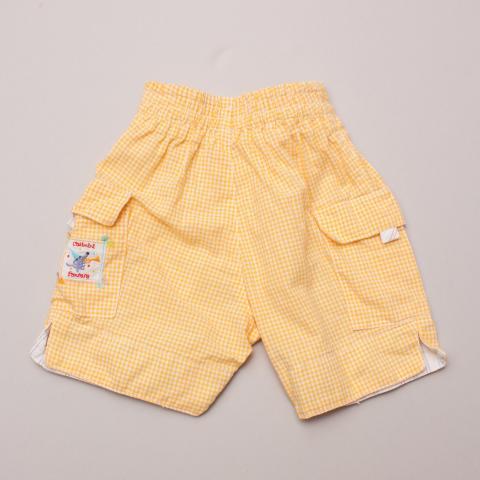 Catamini Check Shorts