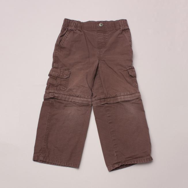 Gymboree Brown Cargo Pants