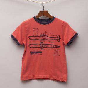 Gymboree Submarine T-Shirt