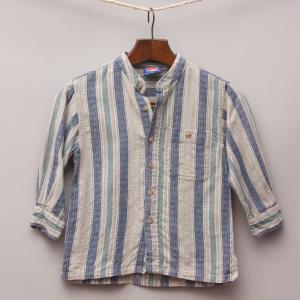 Kids Club Textured Shirt