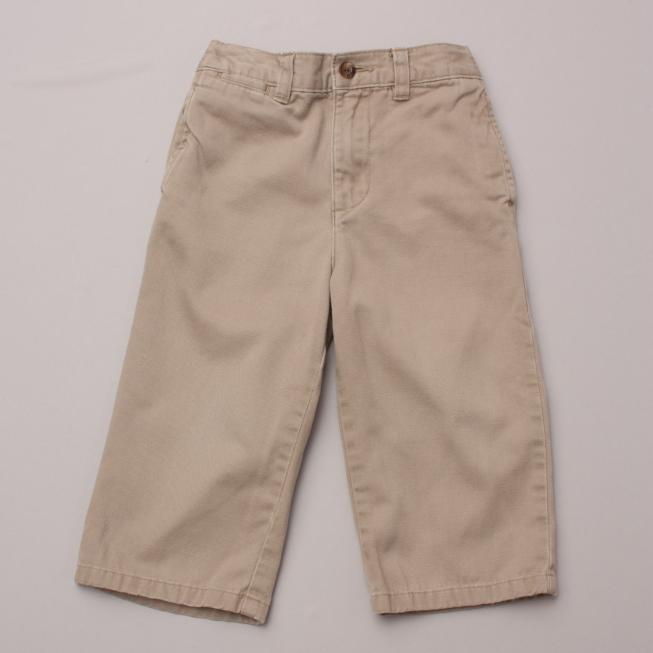 The Children's Place Beige Pants
