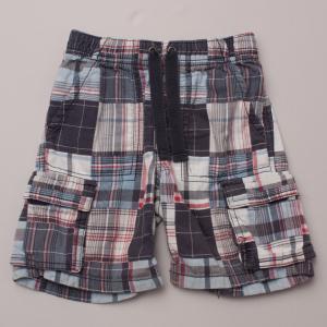 Gymboree Plaid Shorts