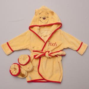 Winnie The Pooh Bathrobe